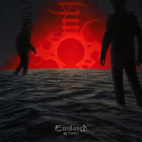 enslaved in times album cover
