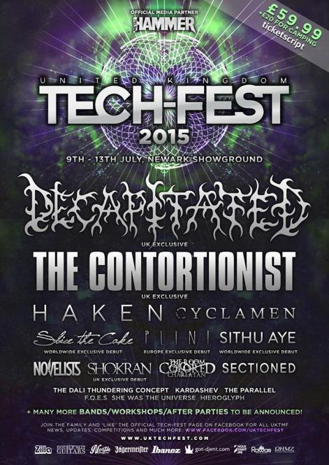 tech fest announcement 2015