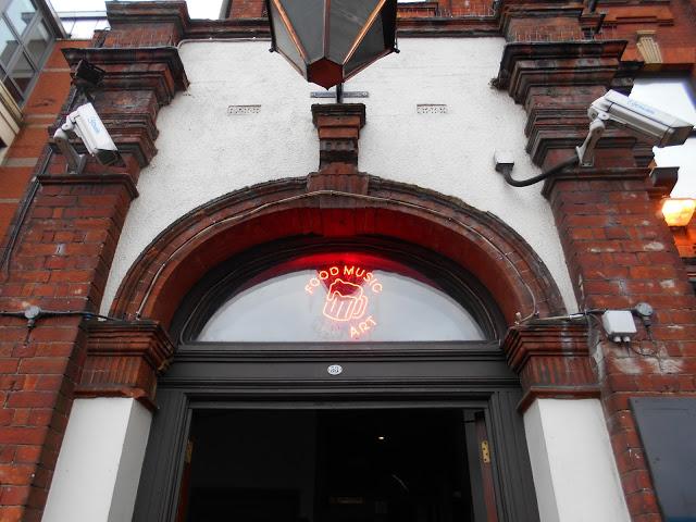 The Oakford Social Club on Blagrave Street