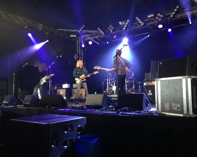 Sundara Karma @ Reading Festival 2015